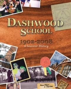 Dashwood School 1902-2008: a souvenir history